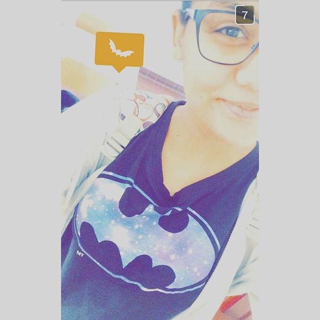 Batman Sqñ Aqui E Batgirl GiddyLizer Selfie Me Selfies Mercoledi DeHoje Instadaily Unfinished HASHTAG Telefonodibea TBT  Likeforlikes