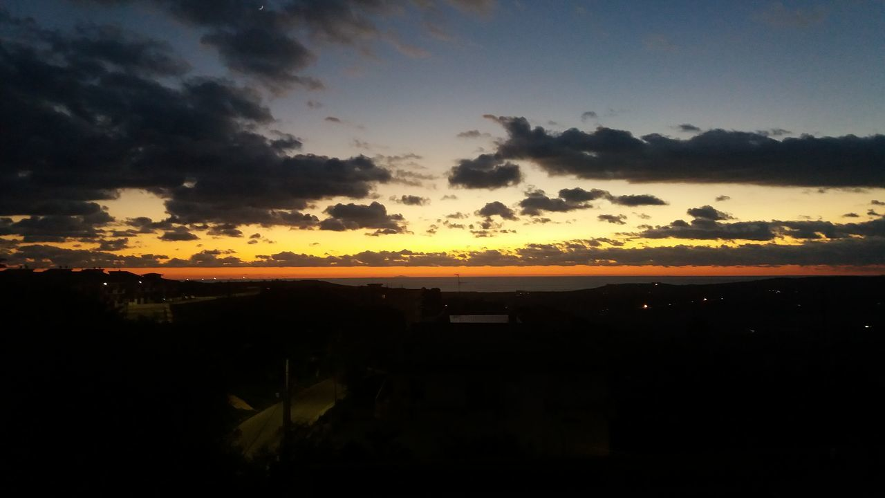 Pantelleria Sicily From My Window Island Horizon Distant Island Ribera Sicily Ribera Mediterranean