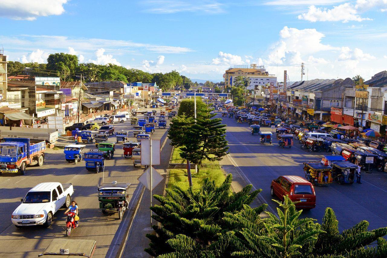 Kidapawan City Philippines Rush Hour Streetphotography Traffic