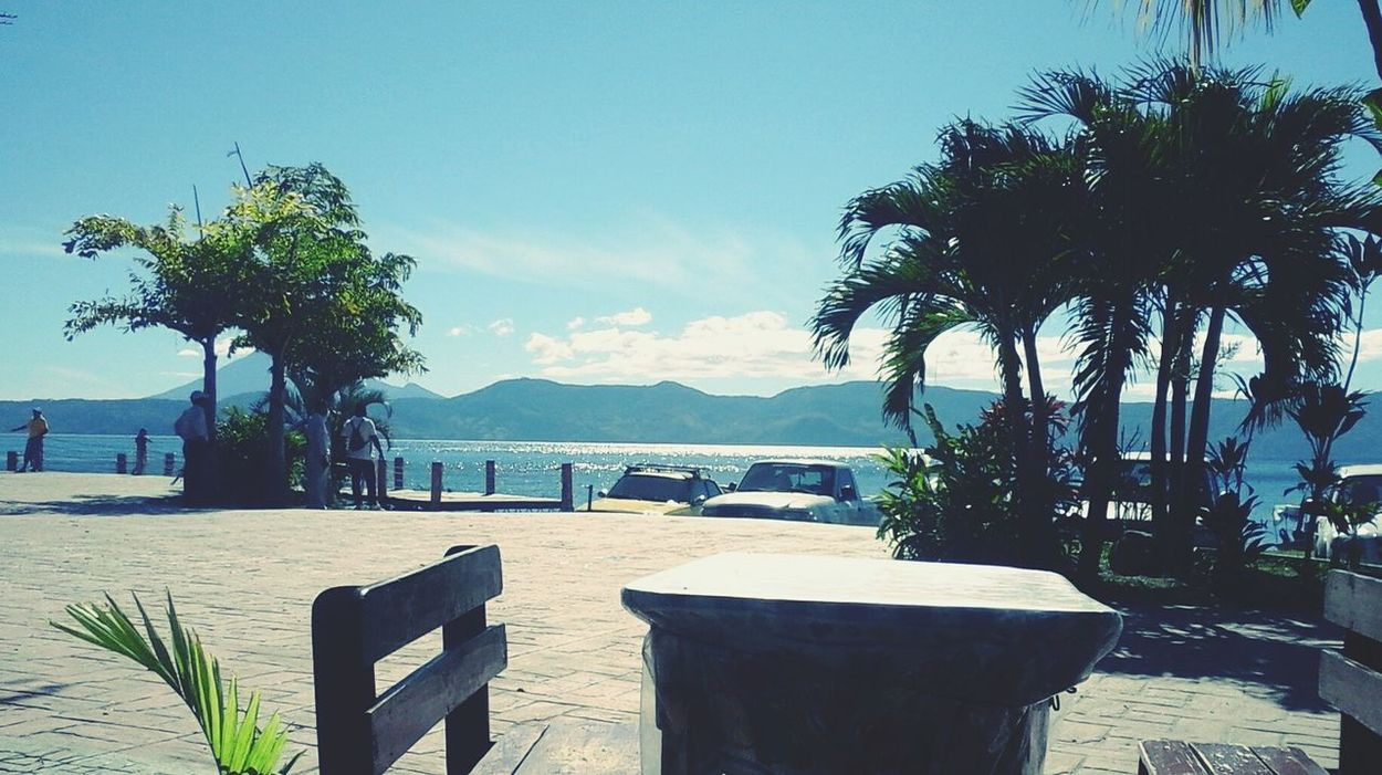 LagodeIlopango Ilopango2013 2015  Mycountry ElSalvador  EverydayElSalvador Centroamerica Lago Lake Green And Blue