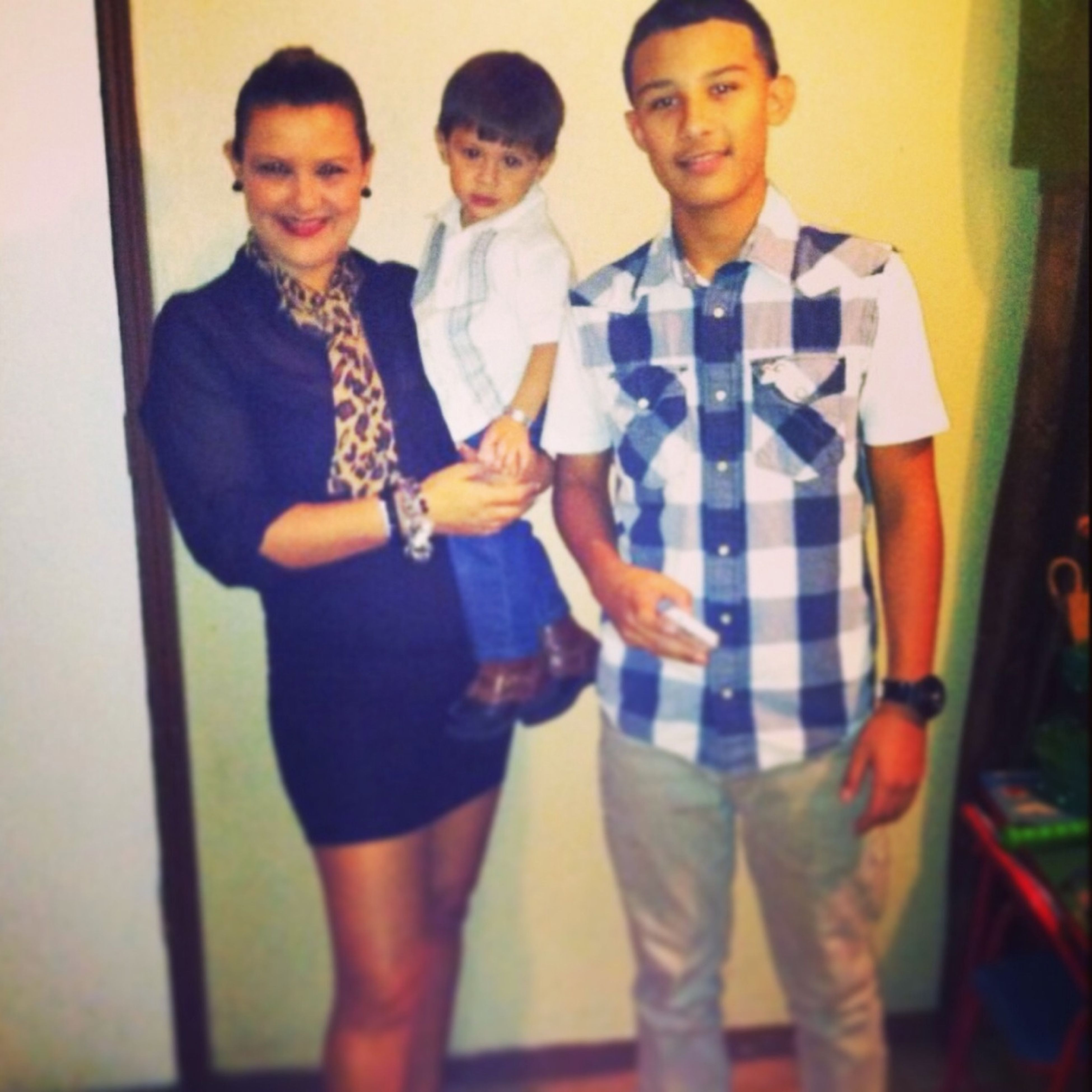 My Mom , Lil Brother