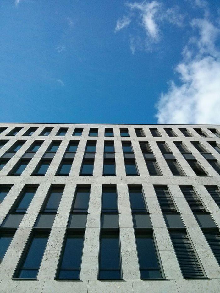 Brutalism? Urban Geometry