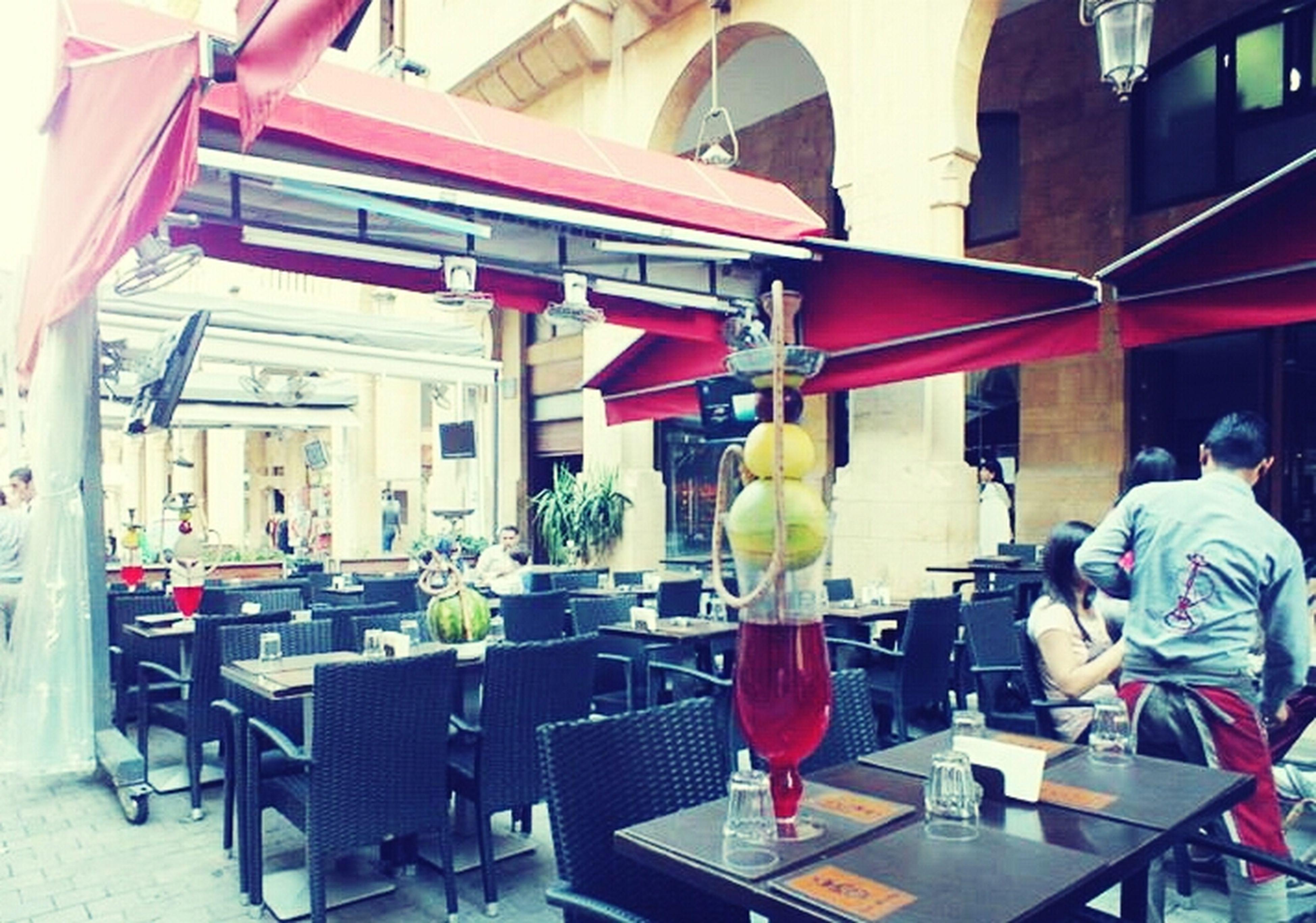 Best Shisha In Downtown Beirut.