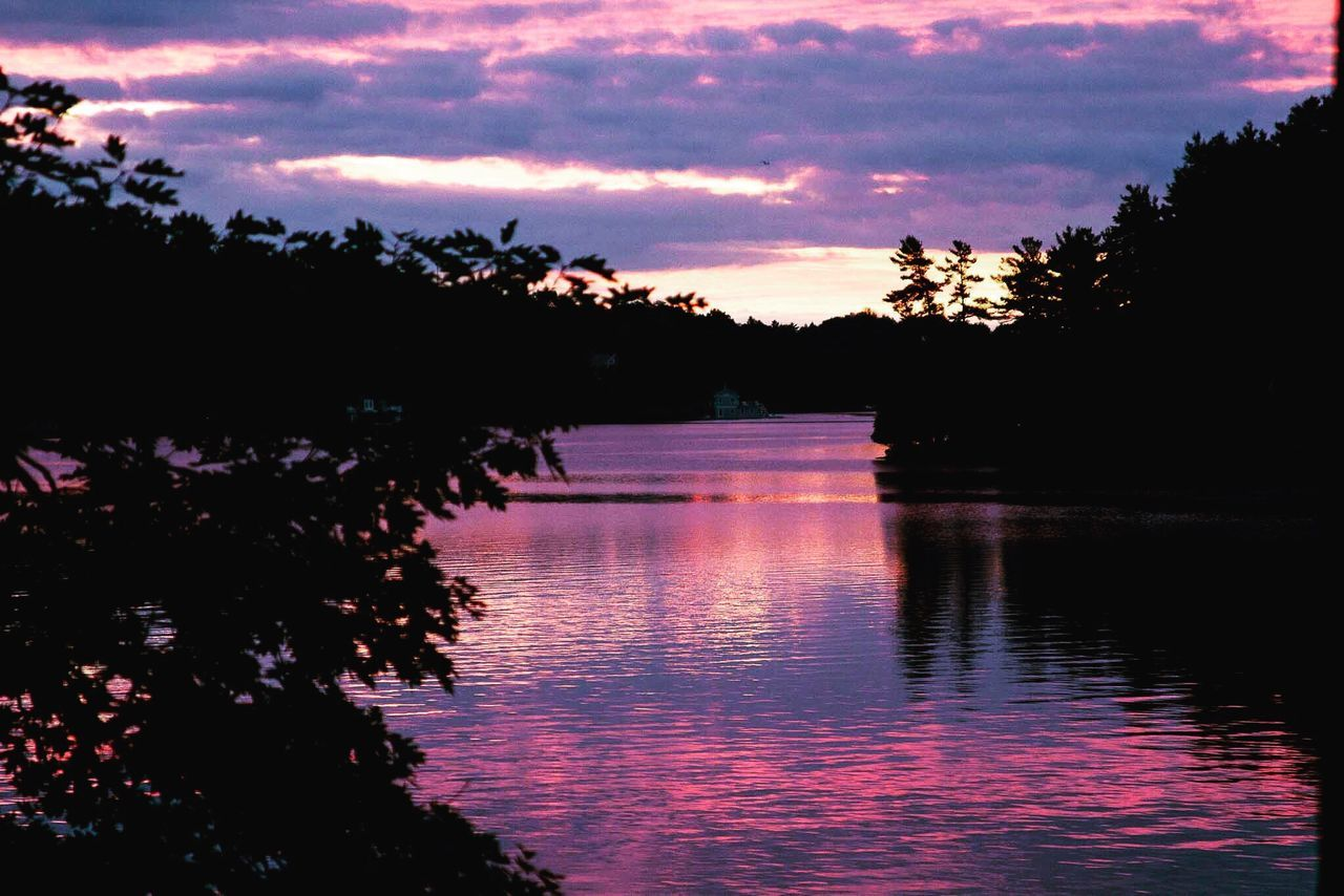 Sunrise on Lake Muskoka Canonphotography EyeEm Best Shots - Nature EyeEm Best Shots This Week On Eyeem Lake Muskoka Sunrise Summer Atthelake Colours Showcase:July Colour Of Life