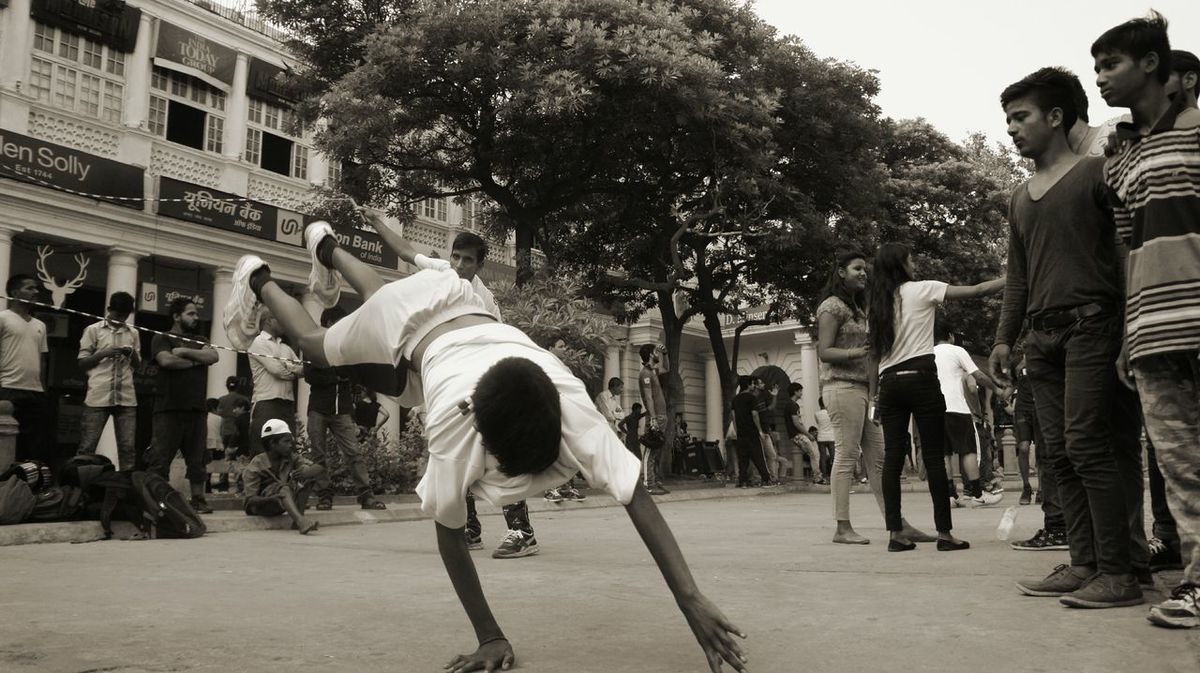 Action Shot  Actionphotography On The Road Happy Moments Games Levitation Fun Times ^_^ Things I See Delhi India