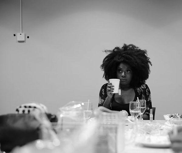 @raye6 Capturedbyvictorious backstage before performance at Brooklyn Academy Of Music Raye6 Universe6 BamCafe Afrostyle WeSitAtBigTables Blackandwhiteisworththefight Lioness IShootBlackAndWhite Monochromeporn Soulmusic Blackwomenrock Blackgirlsrock HappyToBeNappy Soulsister Canonshooters Tealife Liptonstea Freelancephotographer Naturalista Slimthick BrooklynAcademyOfMusic Lastnightonearth