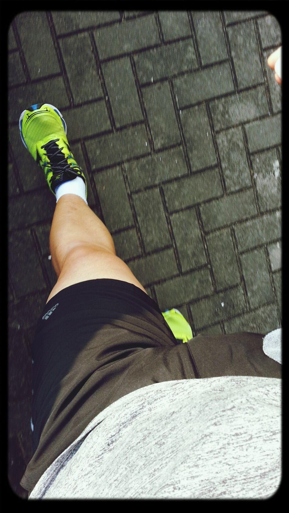Running Sunshine