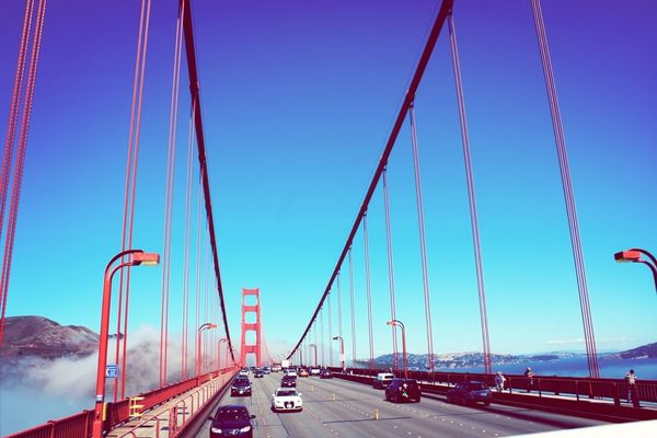 Golden Gate Bridge by JackoJones