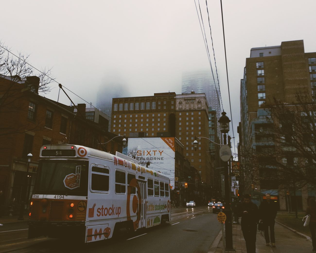 King Street Streetcar These Days Rainy Day I Miss Spring