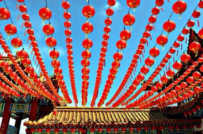 China New Year Chinatown