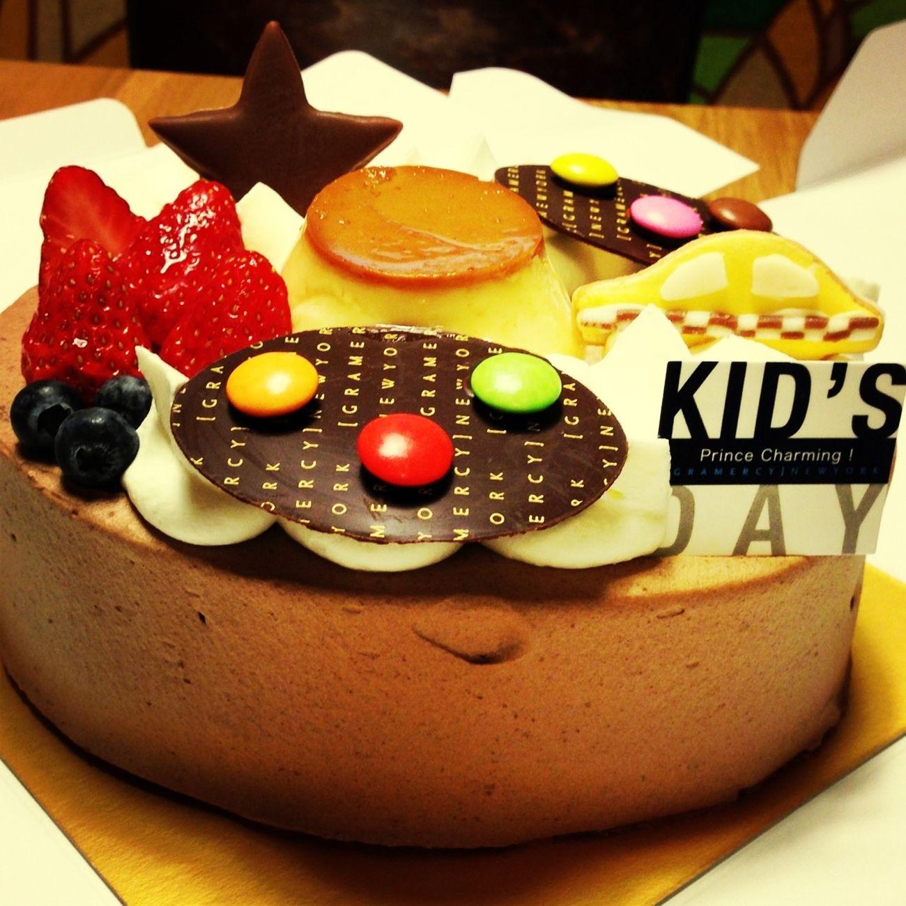 Kids Cake KID'S DAY