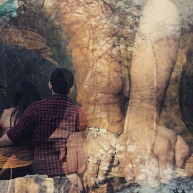 ??? Engagement Photography Love Country Life Double Exposure Engagement Ring Love ♥