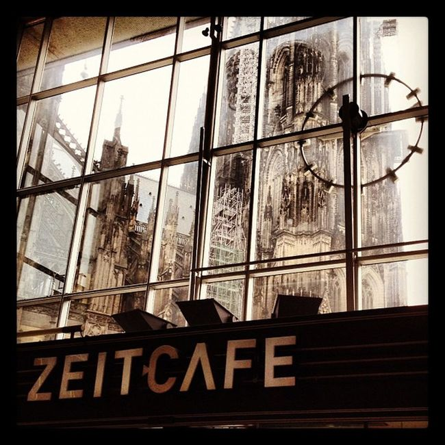 #cologne #koeln #köln #dom #bhf #hauptbahnhof #ruhrgebiet #germany #zeitcafe #clock #time #church #trainstation #iphone #iphone4s Ruhrgebiet Koeln IPhone Zeitcafe Clock Bhf Church Time Dom Germany Cologne IPhone4s Trainstation Hauptbahnhof Köln Photooftheday Followme IGDaily