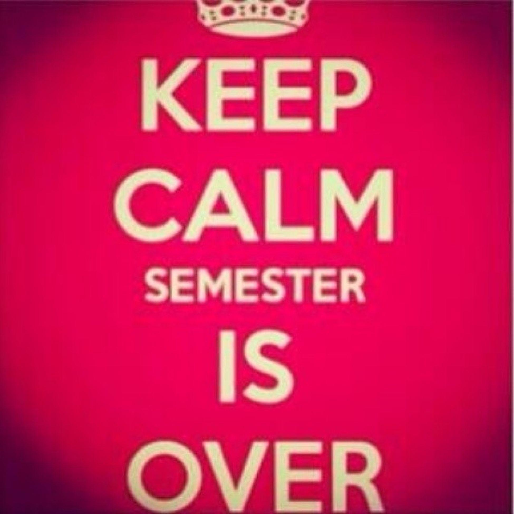 Yayyyy!!! Happy Vacations Finally Semesterisover Icanbreath