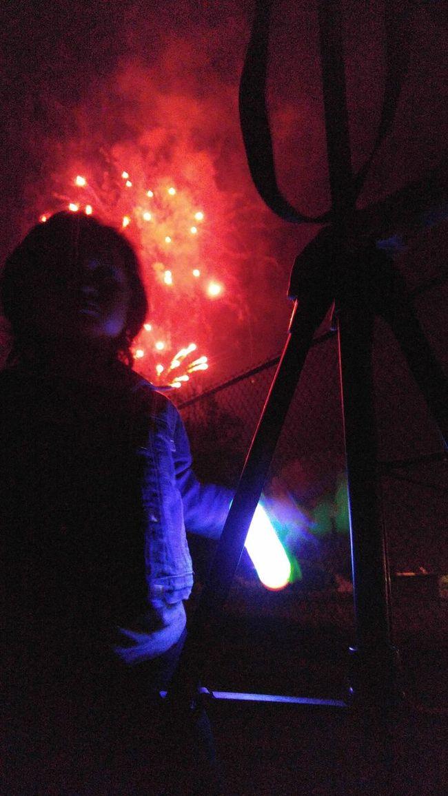 Baby O❤Oriondemetri Morenovalley Nightlights Independence Day Fireworks Photography LG  Lgv10photography LGV10