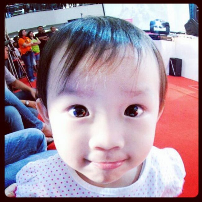 Annalisa clara Clarie D700 Fisheye Moo blobbydance kids TP cute adorable