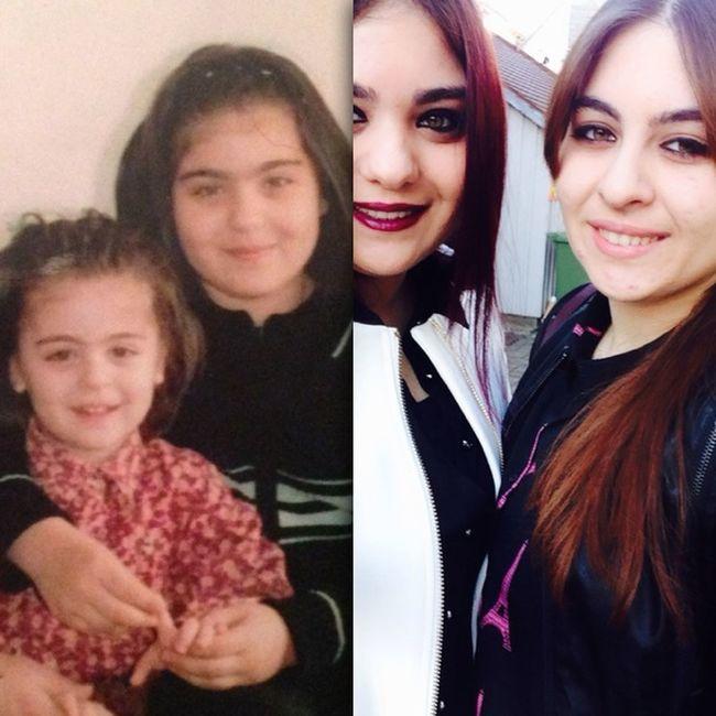 HappyBirthday Sister ❤ Loveyou 😘😘 17 🎉 Iyikidogdun 🎂
