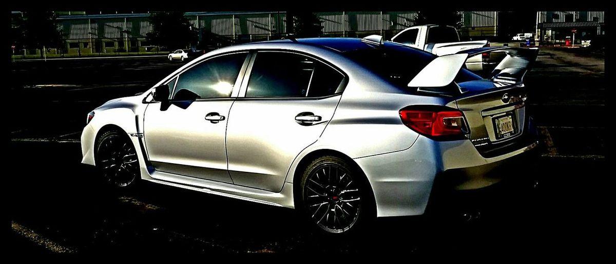 Taking Photos STI Subaru Igotasti