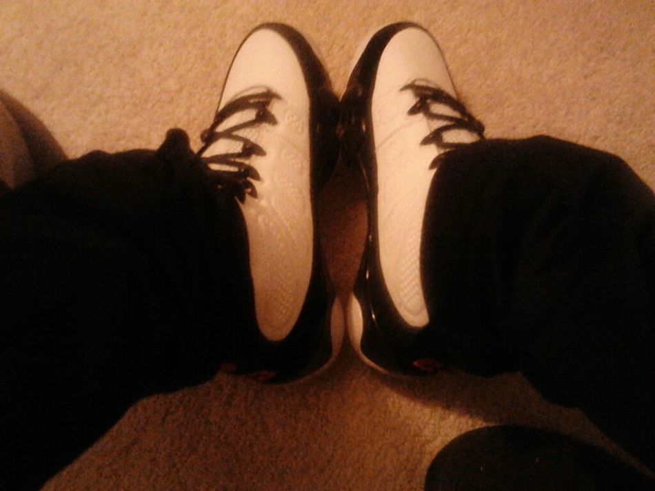 Bout ta get my say started #KOTD #9s