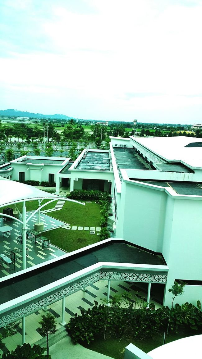 Living Bold Purity Sense Of Balance THHotel&Convention Alor Setar Kedah Malaysia Cloudy And Greenary Padifield Nearby Airport Sultan Abd Halim Architecture