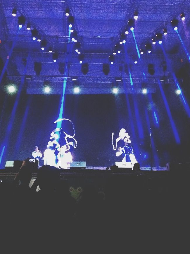 Korean music troupe