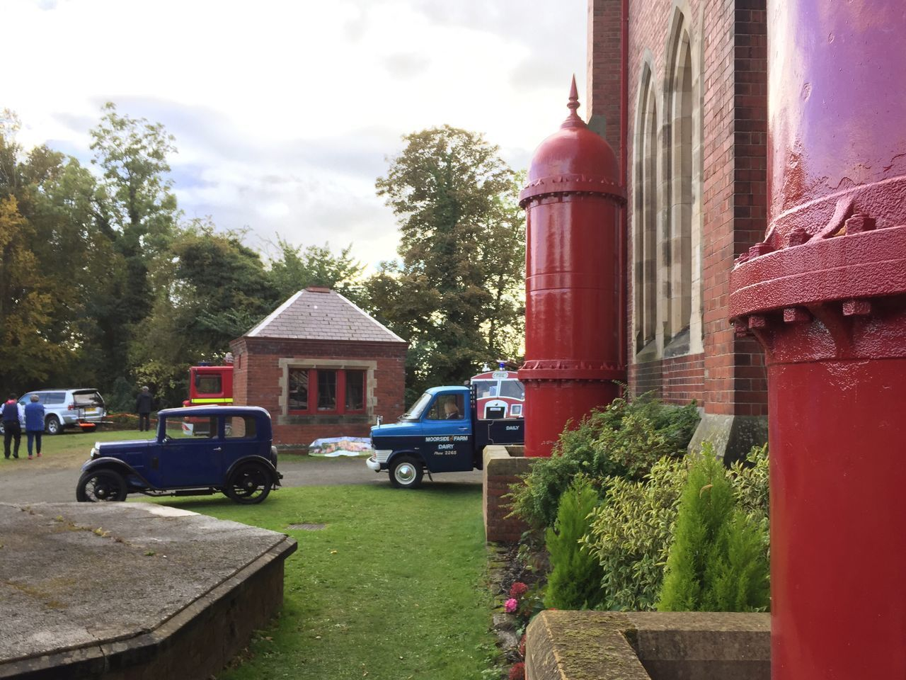 Car Truck Classic Car Vintage Cars Tees Cottage Pumping Station