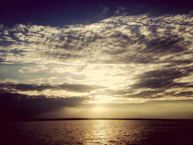 Sunset Sunset_collection Lake Simcoe Lake Canada Coast To Coast Perfect Day Clouds And Sky Sky And Clouds