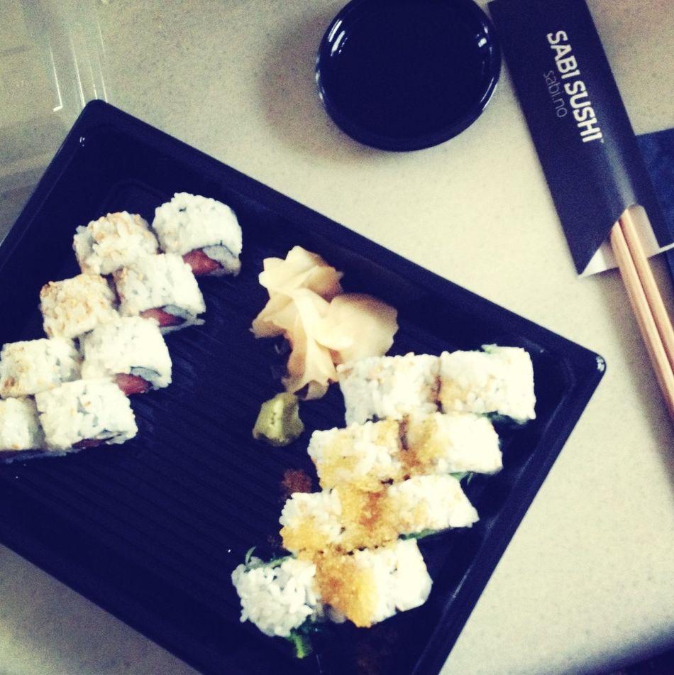 Hate Sushi