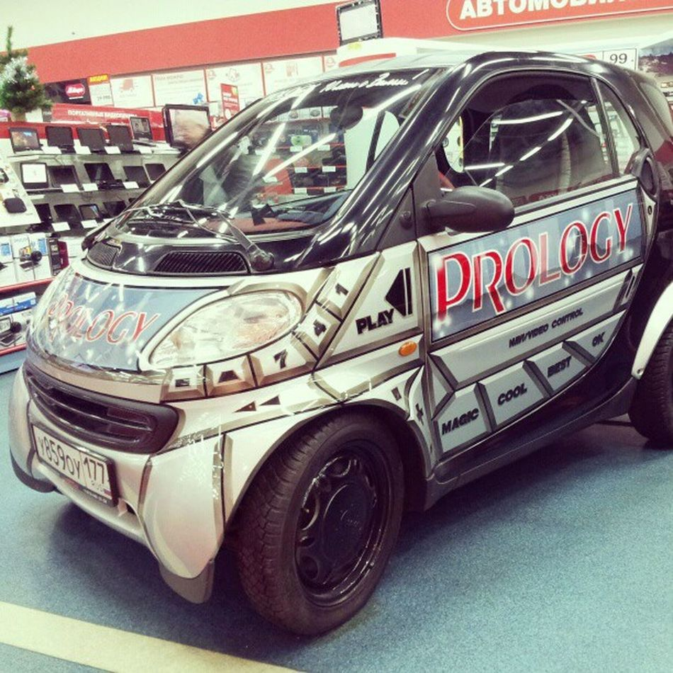 Smartcar Prology