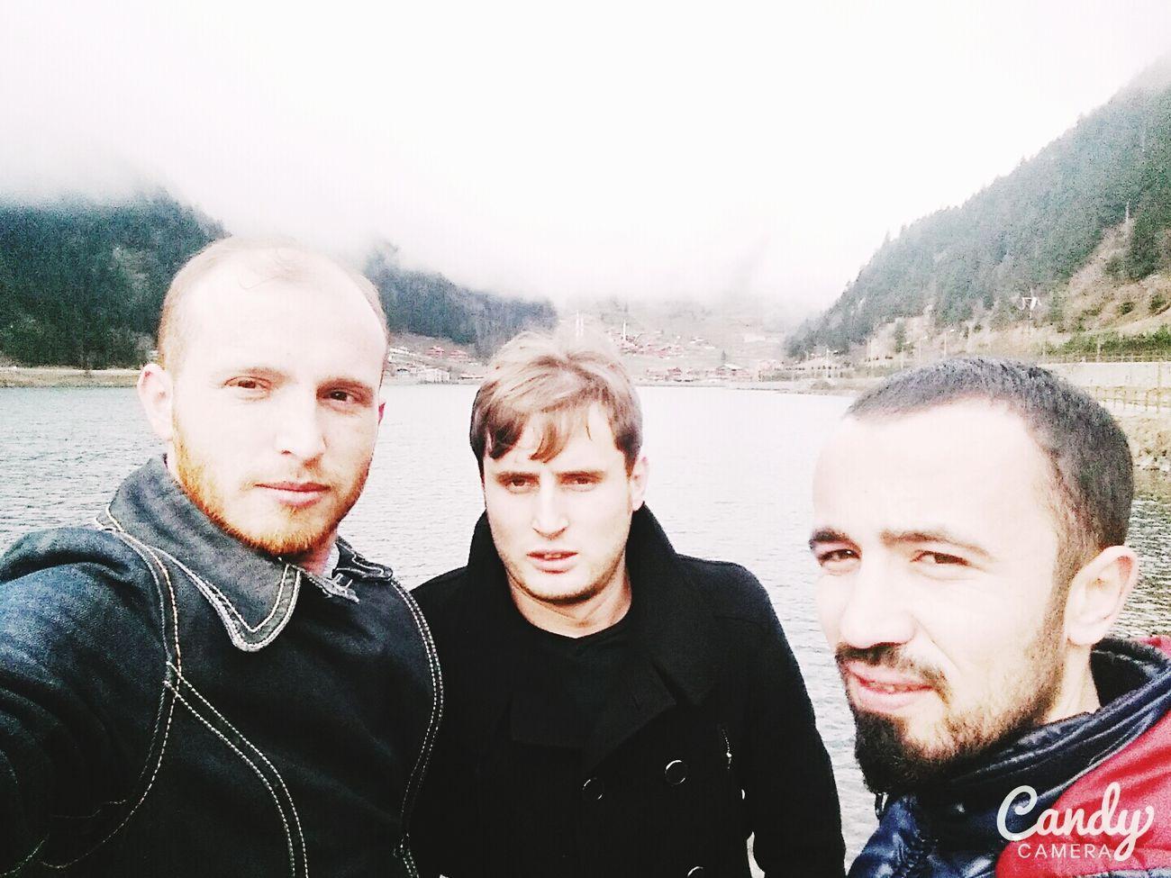 Trabzon Uzungol Turkey Dostlarla Kahvaltizamani
