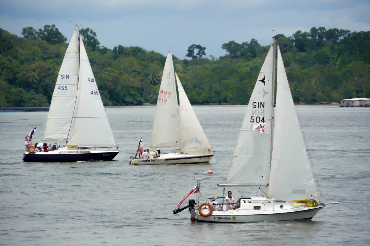 Competition Regatta Sailboat Sailing Sailing Ship Sea Sports Race Yacht Yachting