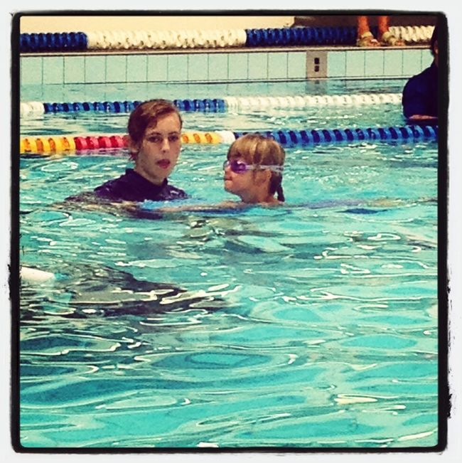 Swimming Lesson