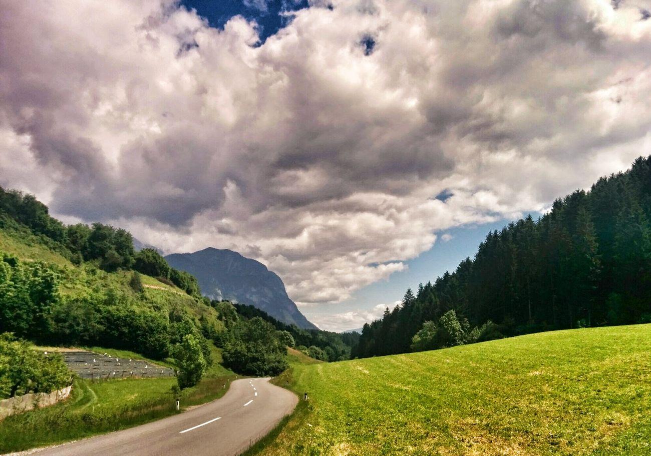 Tirol  Austria Mountains Mountain View Landscapes