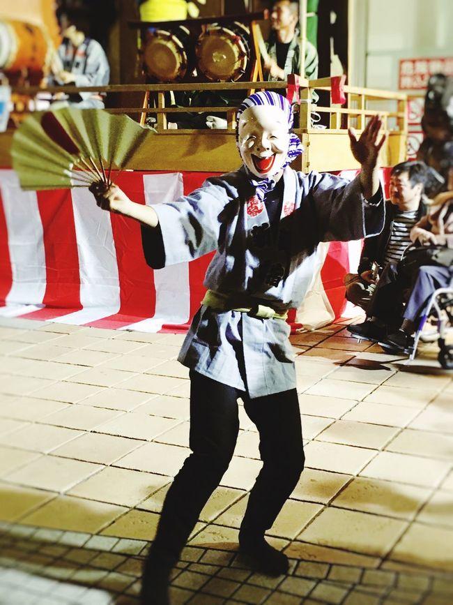 Holiday Happy 大國魂神社 くらやみ祭り Tokyo,Japan Japan Japanese Culture Festival お囃子