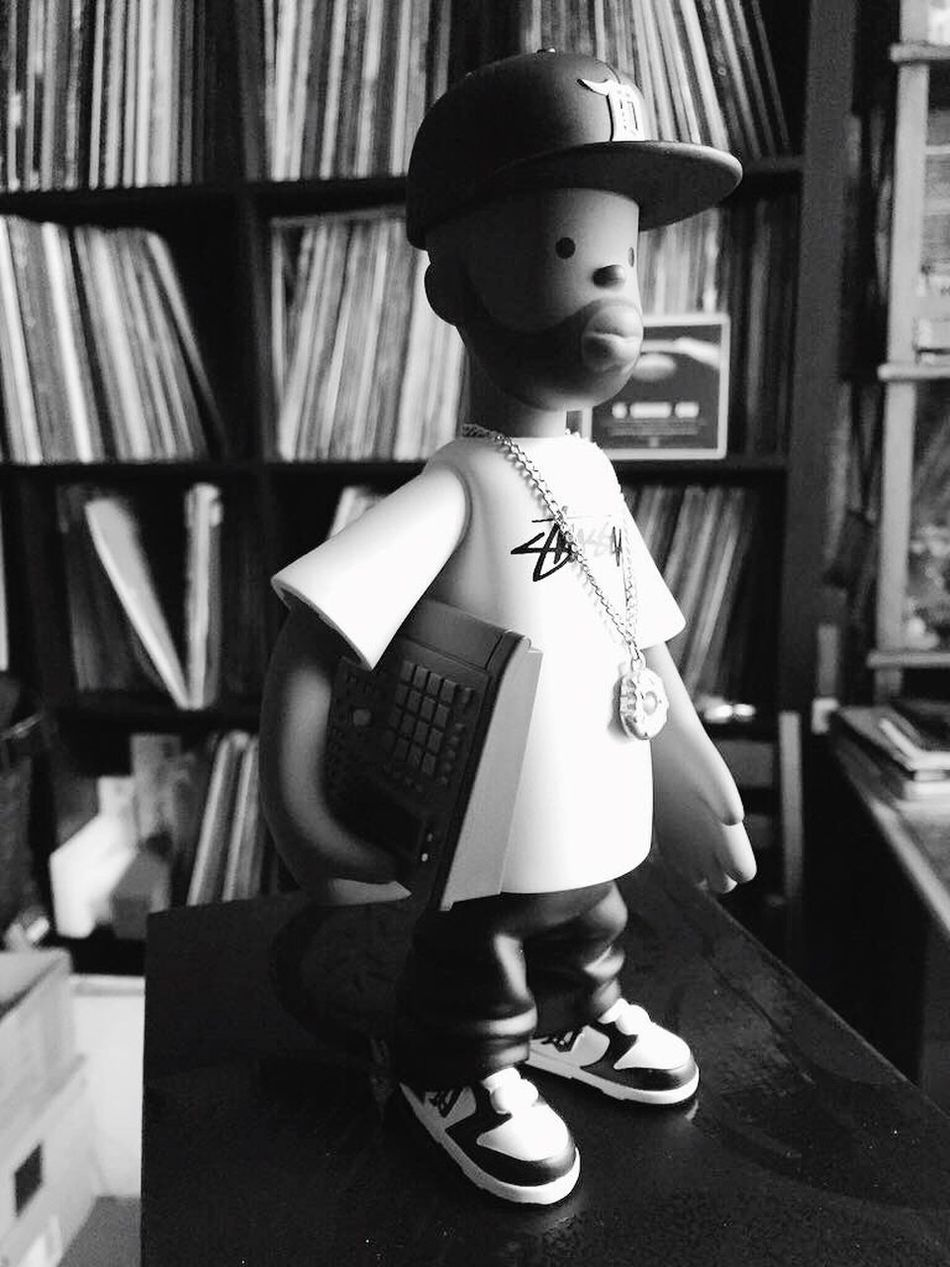 Jdilla Toys Figure HipHop