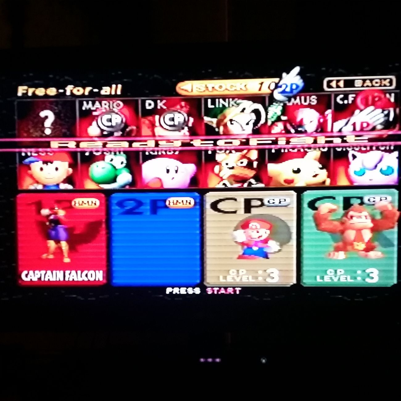 Anybody else remember the good old days? Videogames Nintendo 64 SuperSmashBros