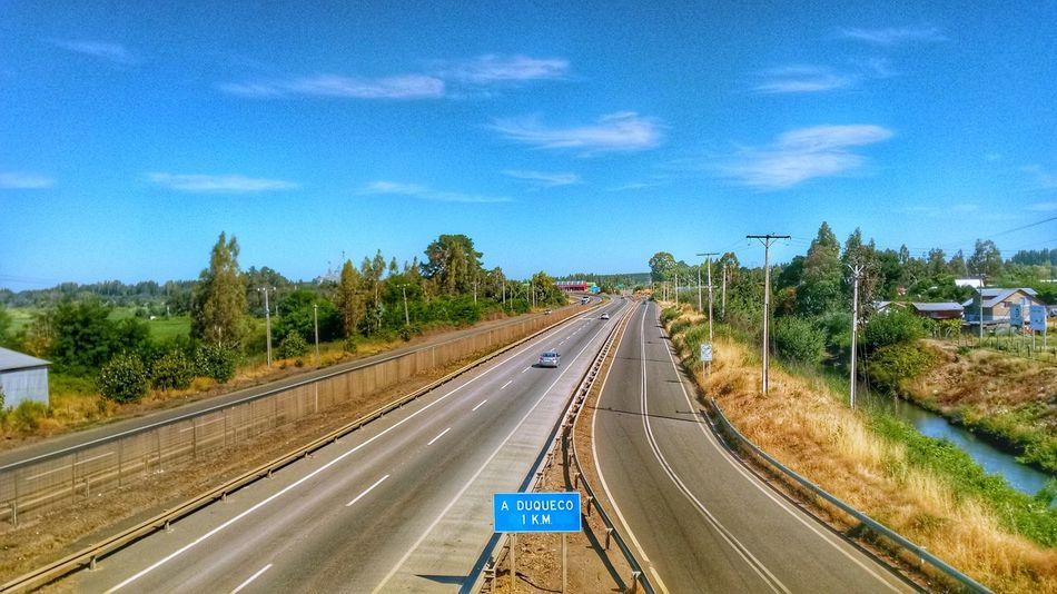 Highway Panamericana Panamerican Road Panamerican Highway 5sur Chile♥