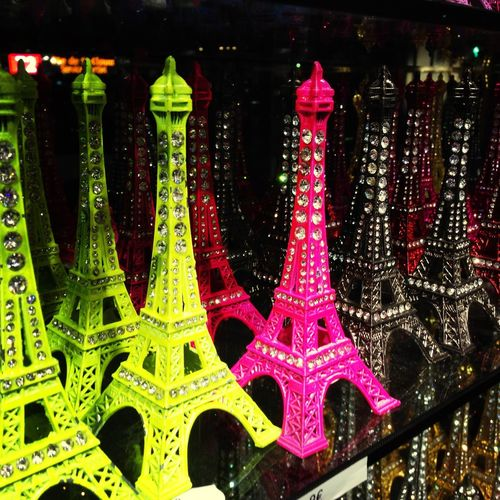 Check This Out Being A Tourist Tour Eiffel Colors