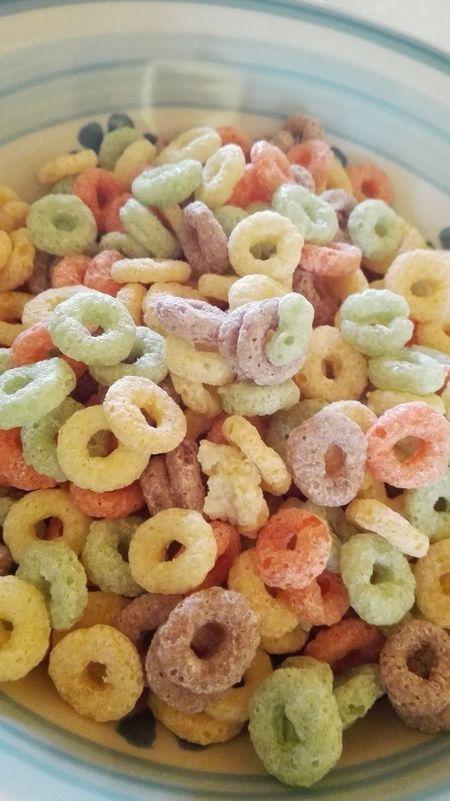 Cerals Snack Time! Milk Delicious Eyeemfood