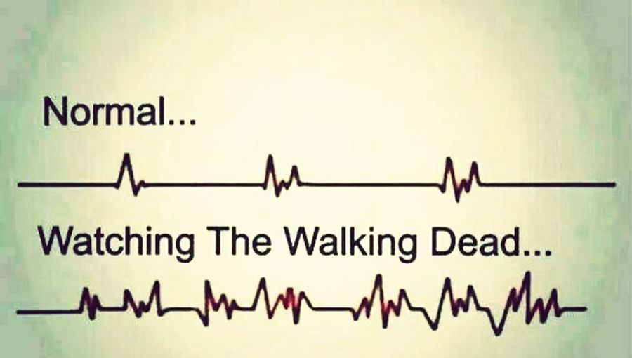 Let's start now! Thewalkingdead Thewalkingdeadseason5 Episode9 Rickgrimes AMC