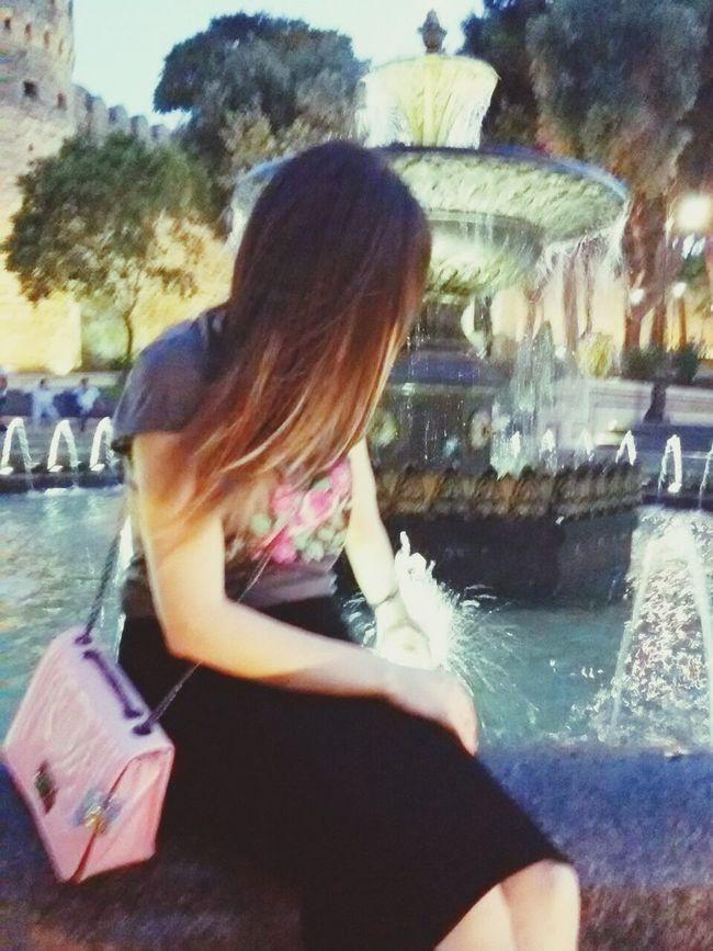 Hello World Hi! Baku Oldcity 2015  Baku 2015 Relaxing