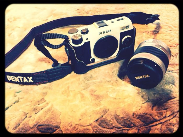 Pentax Q7 Single-lens Reflex Camera It's Mine