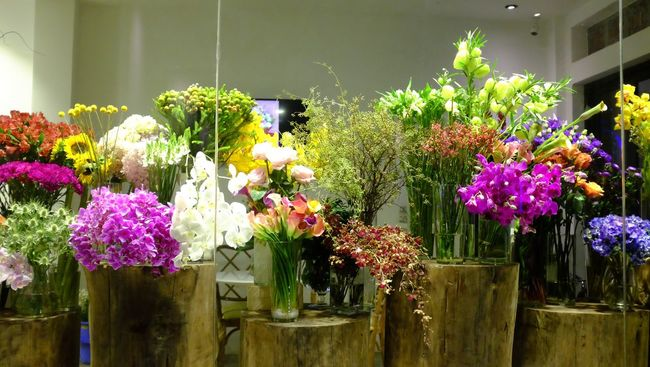 Just flowers! Flower Freshness Variation Fragility Bouquet Vase Close-up Pink Color Flower Arrangement Indoors  Bunch Of Flowers Petal Flower Head Beauty In Nature Multi Colored Flower Shop Arrangement Plant Group Of Objects Blossom
