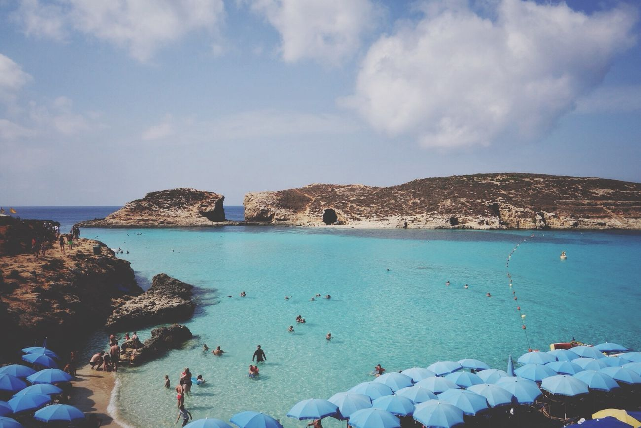 The Blue Lagoon, Comino