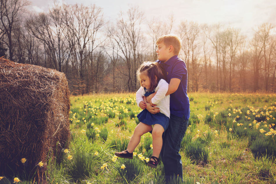 Beautiful stock photos of ostern, males, boys, child, care