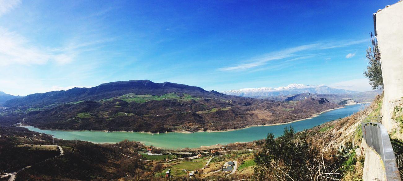 ✈️✈️ Colledimezzo Beautiful Very Beautiful Lake Special Spetacular Photographer Photography Showcase: February Photo Art Spectacle Meraviglia