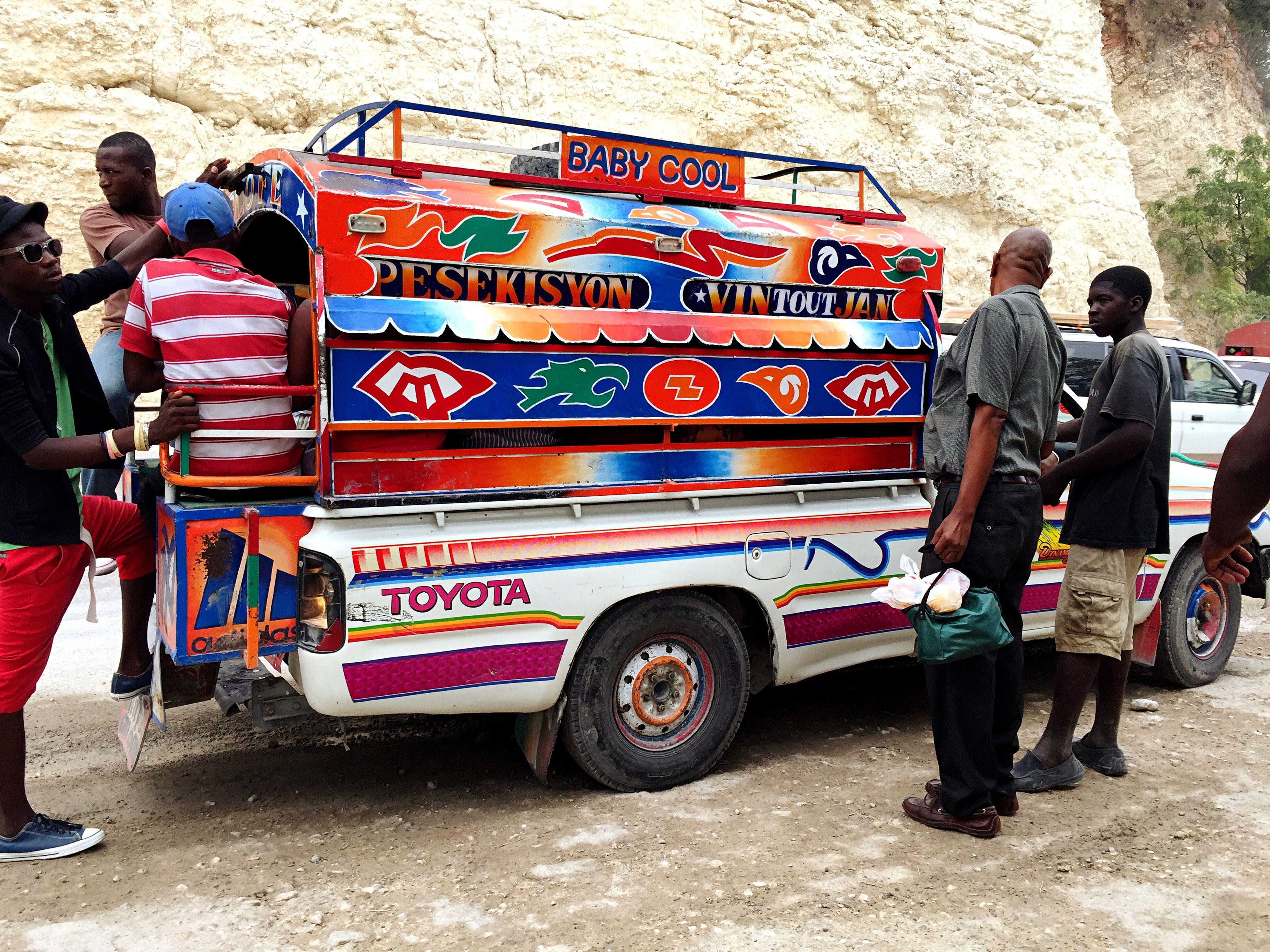 Haiti Haitian Transportation