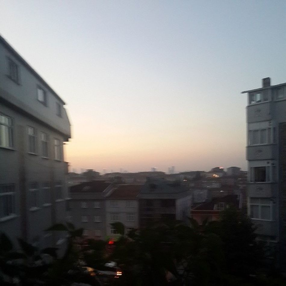Sabahın Ilk ışıkları Like uykumugetirsebastian :D