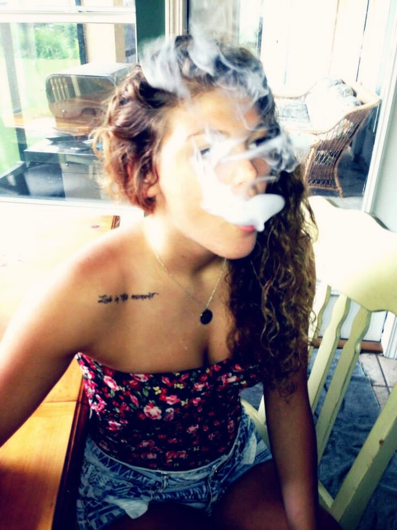 Smoke Hookah Blowinsmoke  EyeEmNewHere