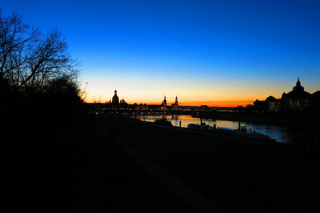 Blue Sky Book Cover Bridges Cover Detail Dresden Dresden / Germany Dresden City Elbe Elbe River Evening Evening Light Evening Sky Evening Sun Evening Walk Germany Sky Skyline Sunset Sunset_collection Traveling Water_collection